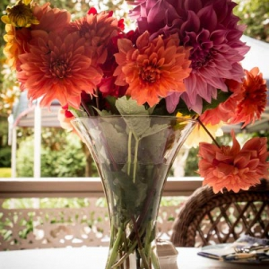 sues-60th-flowers-84481